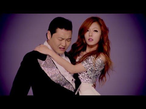 Psy feat. Hyuna – Gangnam Style – 오빤 딱 내 스타일 M/V