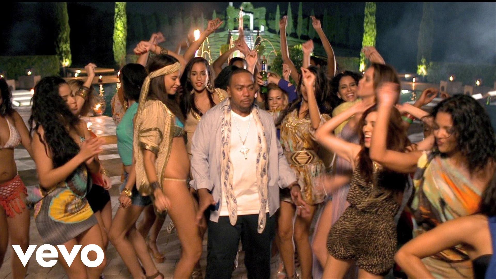 Timbaland – Pass At Me ft. Pitbull (Explicit Version)