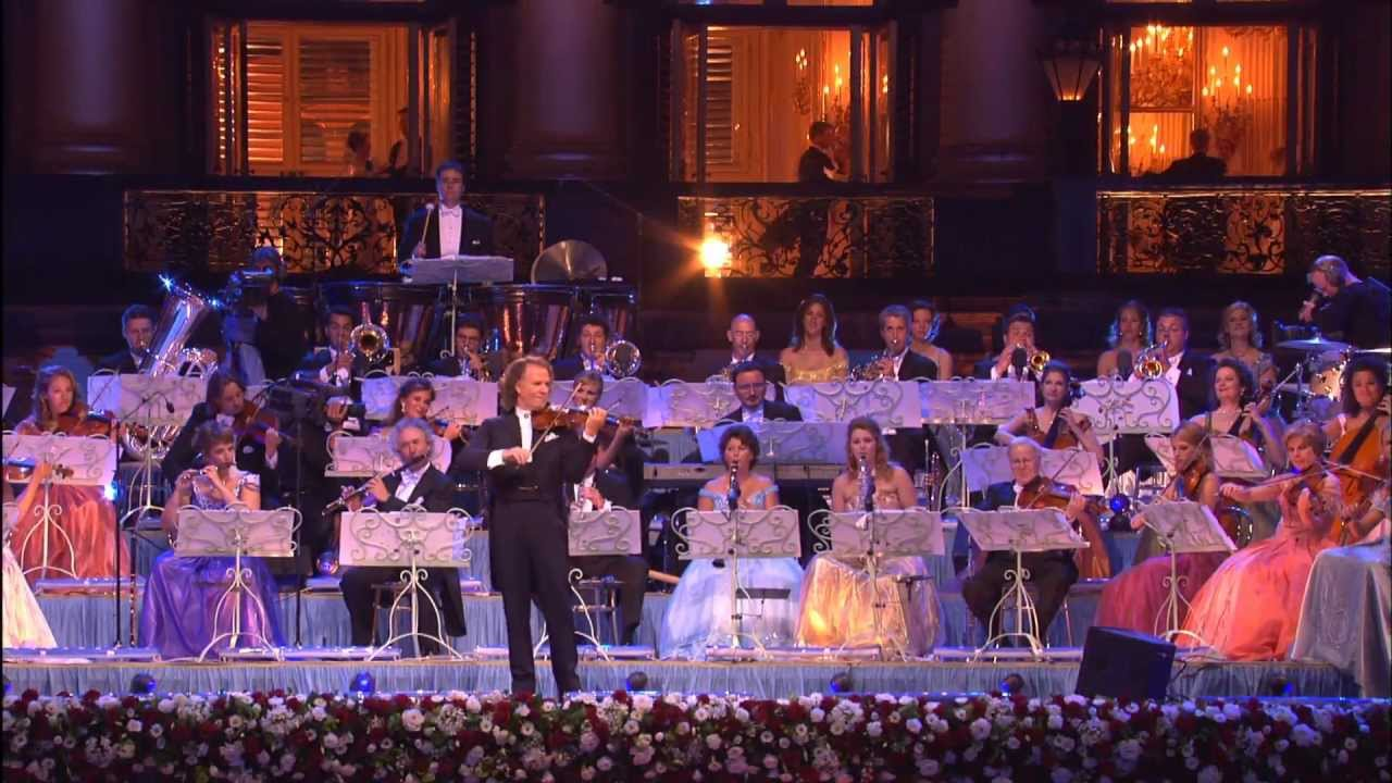André Rieu – Johann Strauss II – Le Beau Danube Bleu