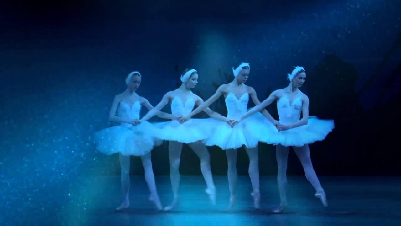 Mariinsky Ballet  – Tchaikovsky – Le lac des cygnes – Pas de Quatre