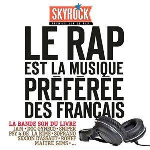 Télécharger la compilation Le rap est la musique préférée des français