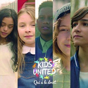 Télécharger le single Qui a le droit des Kids United