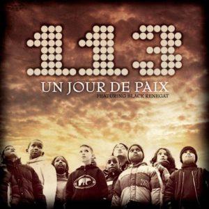 Télécharger l'album Un Jour De Paix de 113