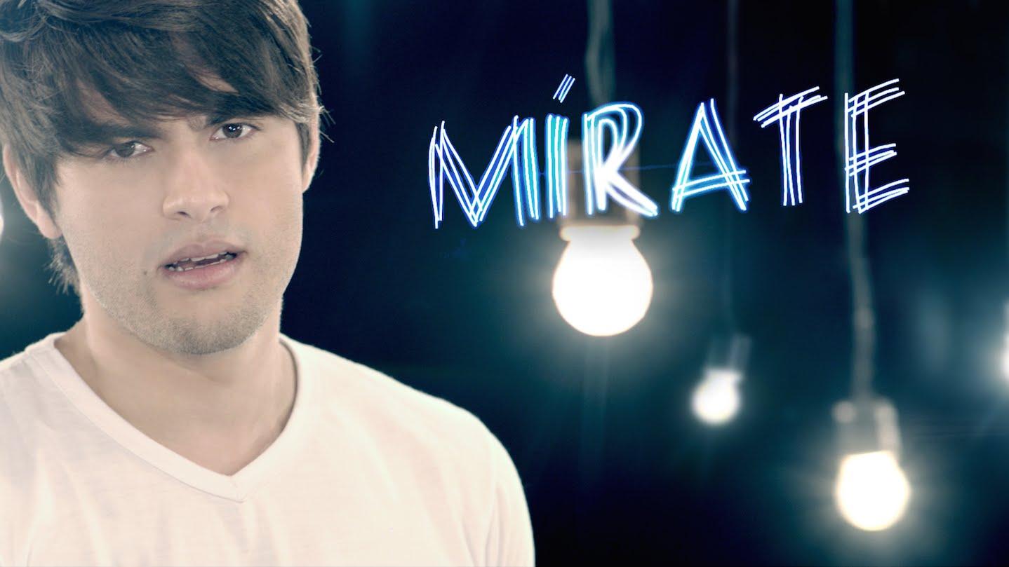 Aldrey – Mírate (clip & paroles)