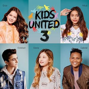 Télécharger l'album Kids United 3 Forever United