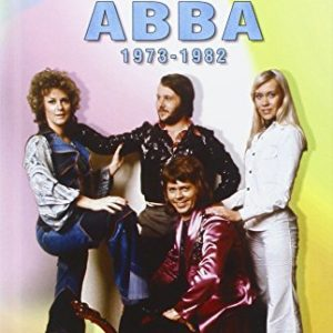 Acheter ABBA 1973-1982 (2 dvd + Livret)