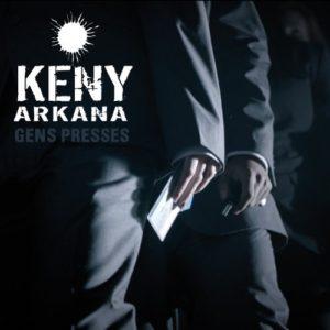 Télécharger le single Gens pressés de Keny Arkana