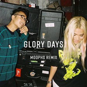 Télécharger le single Glory Days (feat. Hayley Kiyoko) [Moophs Remix] de Sweater Beats