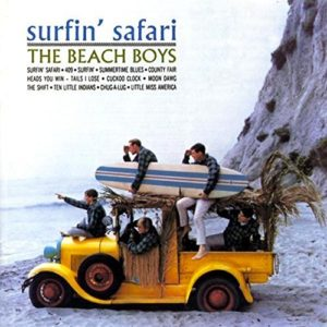 Télécharger l'album Surfin' Safari des Beach Boys