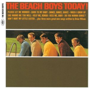 Télécharger l'album The Beach Boys Today! (Mono & Stereo Remaster)