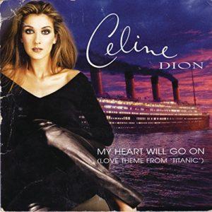 Télécharger Céline Dion My Heart Will Go On [Clean]