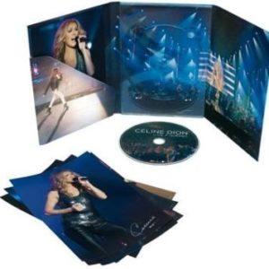 Acheter le DVD Céline Dion Live à Québec [Édition Collector]