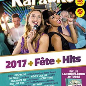 Acheter le Coffret karaoké 4 DVD + 1 CD : 2017 vol1 & vol2 + Fête + Hits vol 1