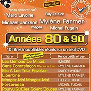 Acheter le DVD Karaoké Pro Vol. 28 ''Années 80 & 90''