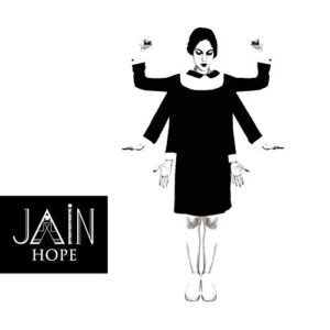 Télécharger l'EP Hope de Jain