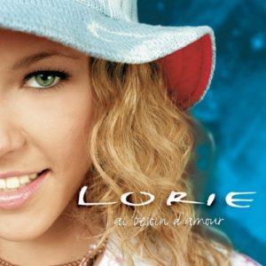 Télécharger le single J'Ai Besoin D'Amour de Lorie