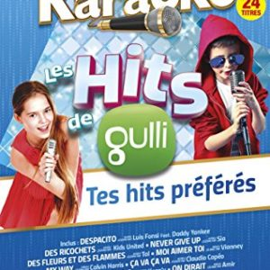 Acheter Mes Soirées Karaoké - Hits de Gulli 2017 (Coffret 2DVD)