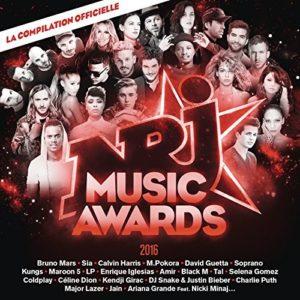 Télécharger la compilation Nrj Music Awards 2016 [Explicit]