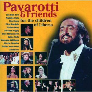 Télécharger l'album Pavarotti & Friends For The Children Of Liberia