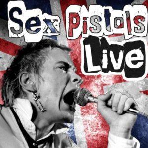 Télécharger l'album Sex Pistols Live