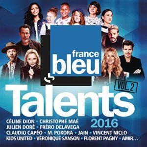 Télécharger la compilation Talents France Bleu 2016, Vol. 2