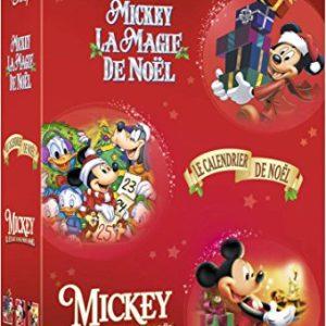 Acheter le coffret DVD Mickey, la magie de Noël + Le calendrier de Noël + Mickey, il était une fois Noël