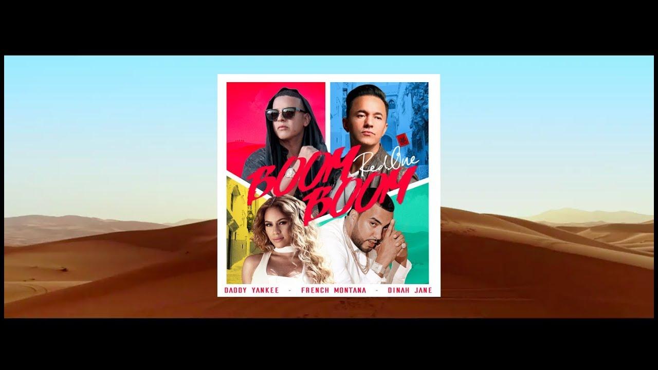 RedOne, Daddy Yankee, French Montana & Dinah Jane – Boom Boom