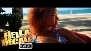 DJ Mam's – Hella Decalé Remix 2013 (feat. Tony Gomez & Ragga Ranks)