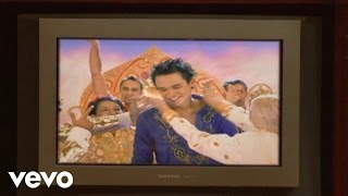 Gareth Gates – Spirit In The Sky (clip et paroles)