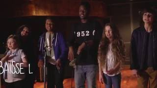 Kids United – Sur Ma Route feat. Black M (Lyrics video)