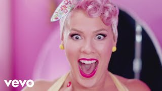 P!nk & Channing Tatum – Beautiful Trauma