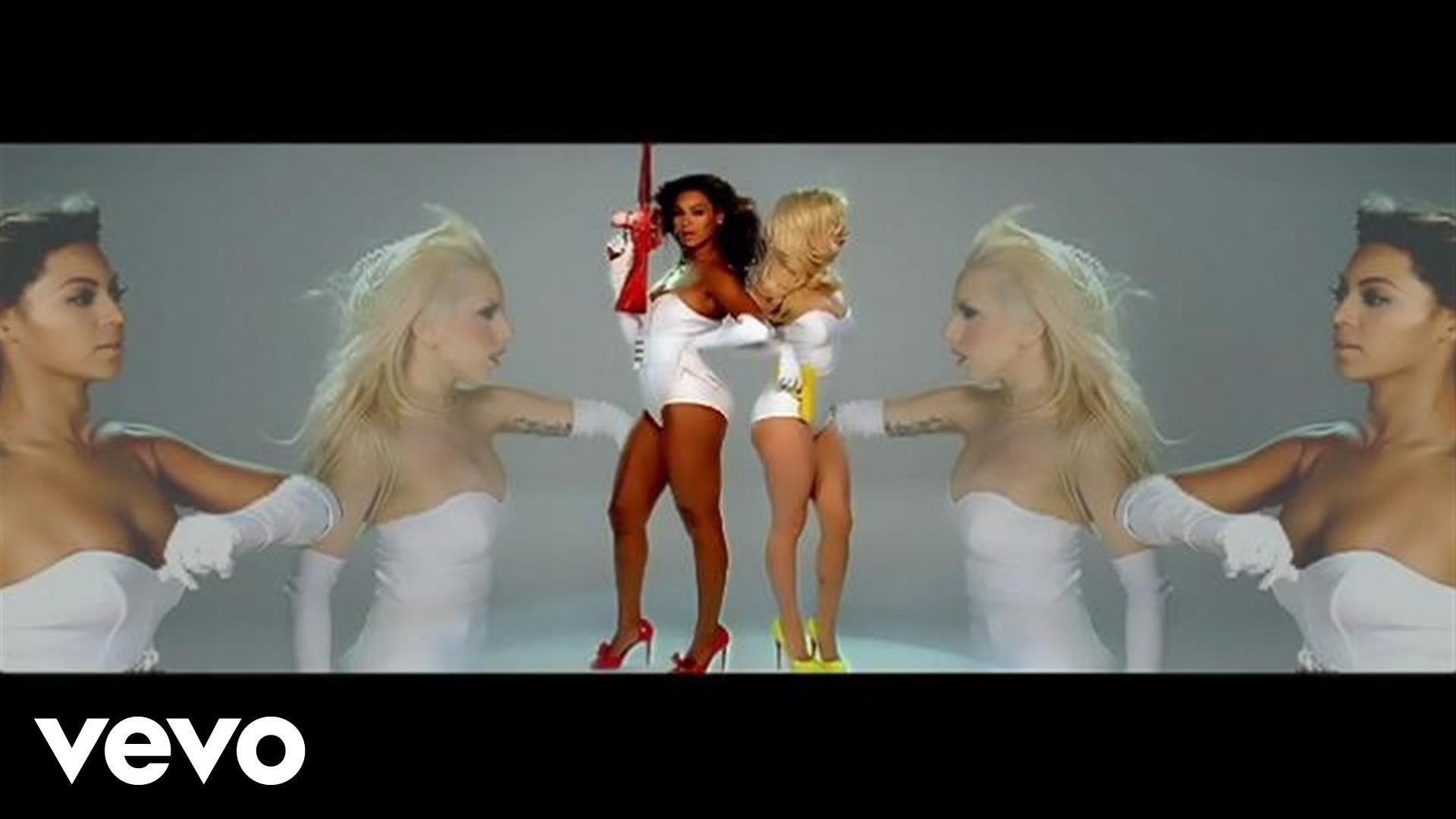 Beyoncé – Video Phone feat. Lady Gaga