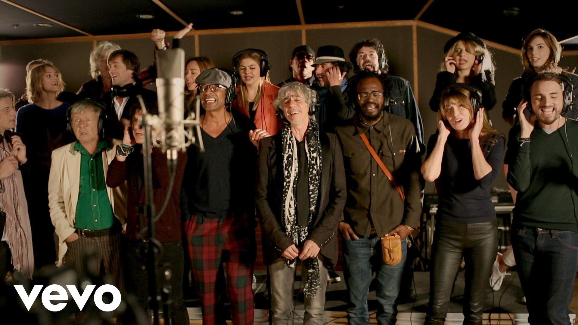 Band Aid 30 – Noël est là