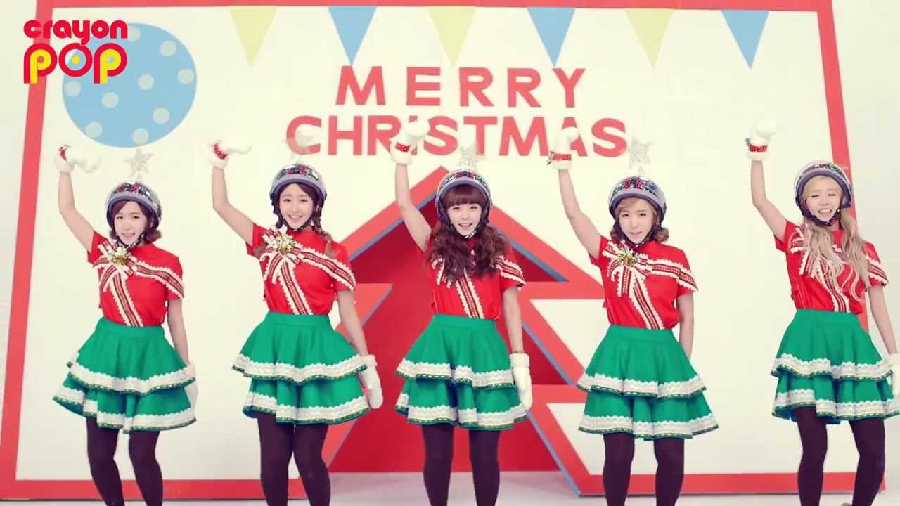 Crayon Pop – Lonely Christmas