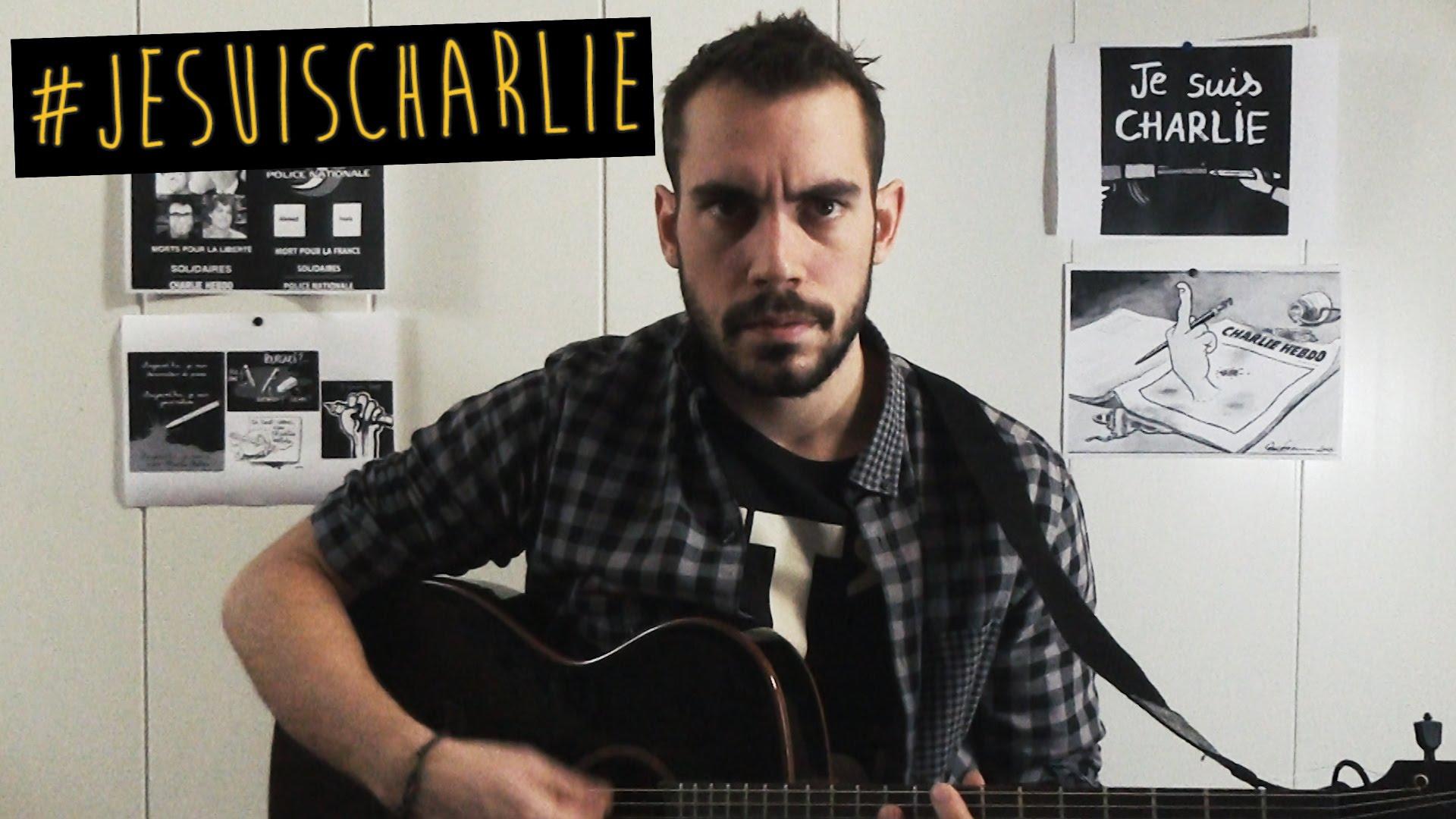JB Bullet – #JeSuisCharlie