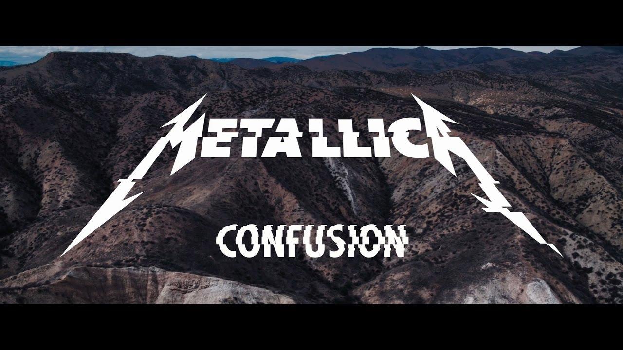 Metallica – Confusion