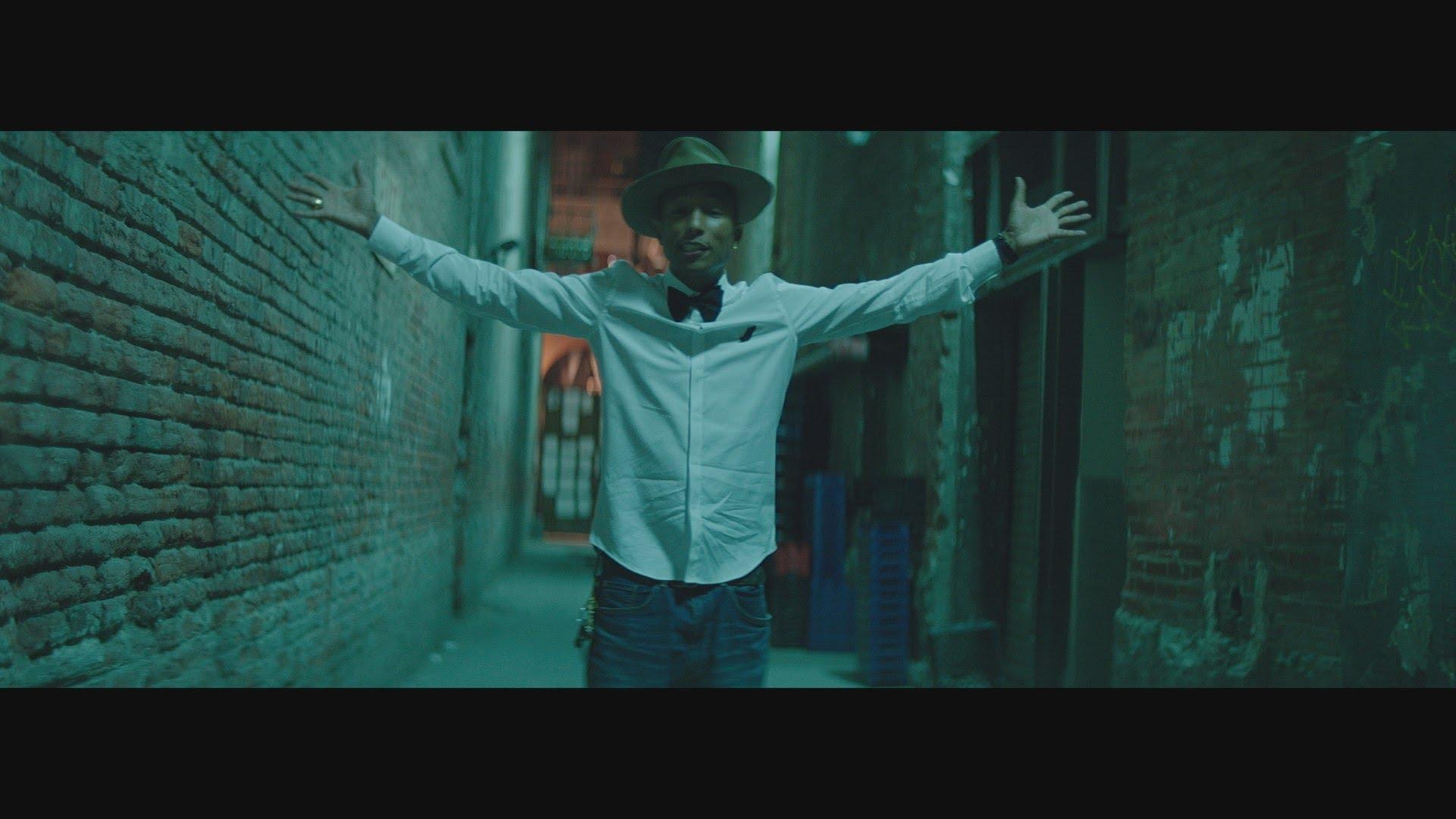 Pharrell Williams – Happy (1h)