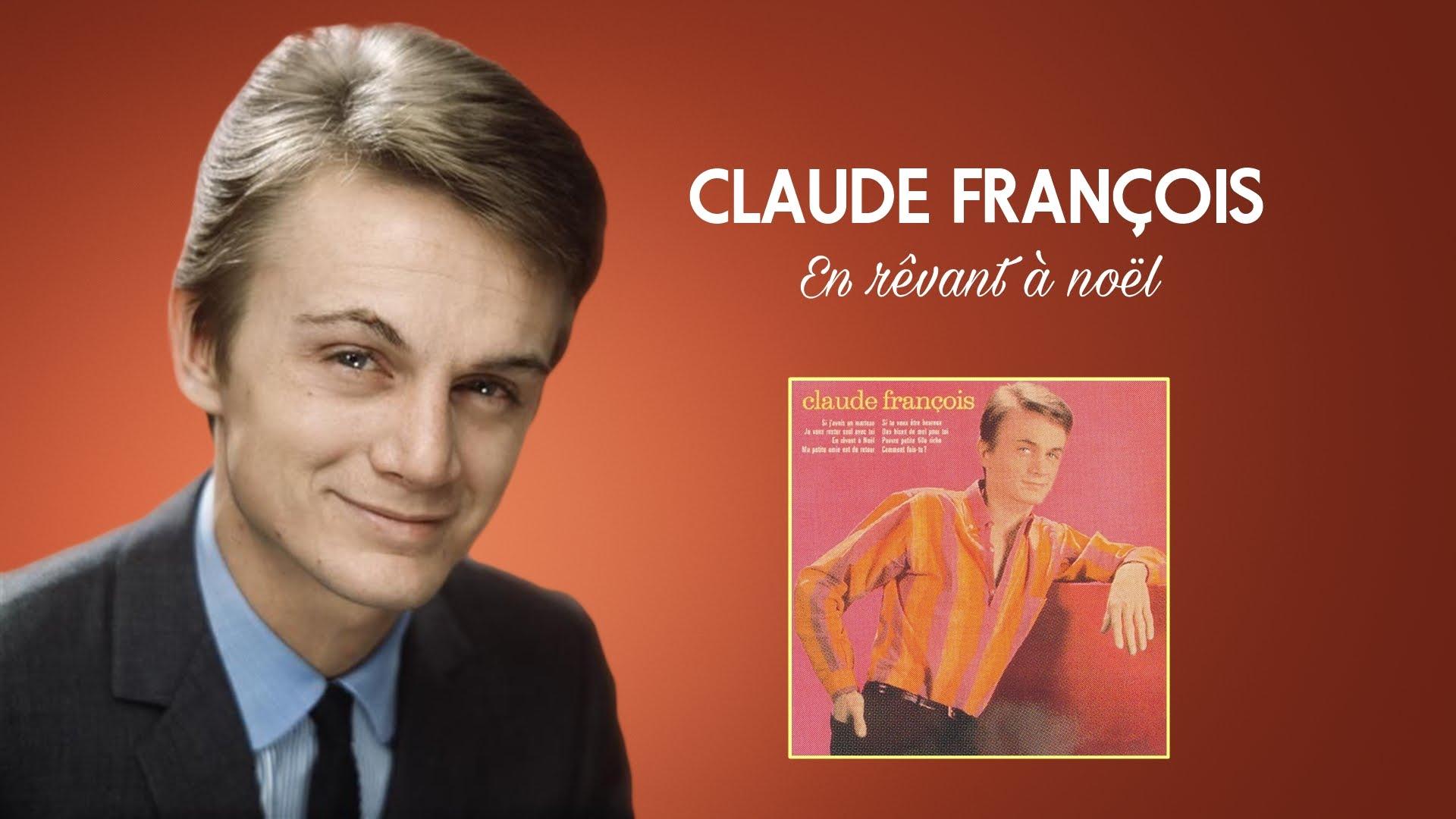 Claude François – En rêvant à Noël (audio)