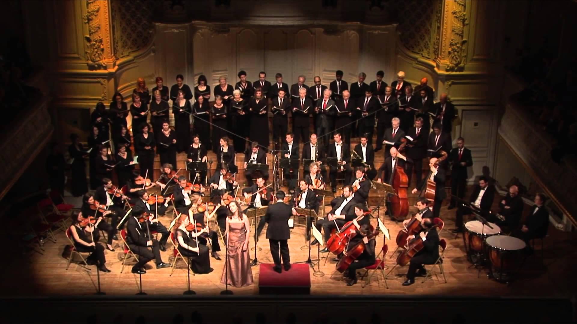 Mozart – Laudate Dominum – Pejman Memarzadeh & l'Orchestre de l'Alliance