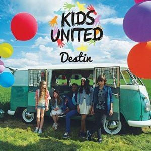 Télécharger le single Destin des Kids United