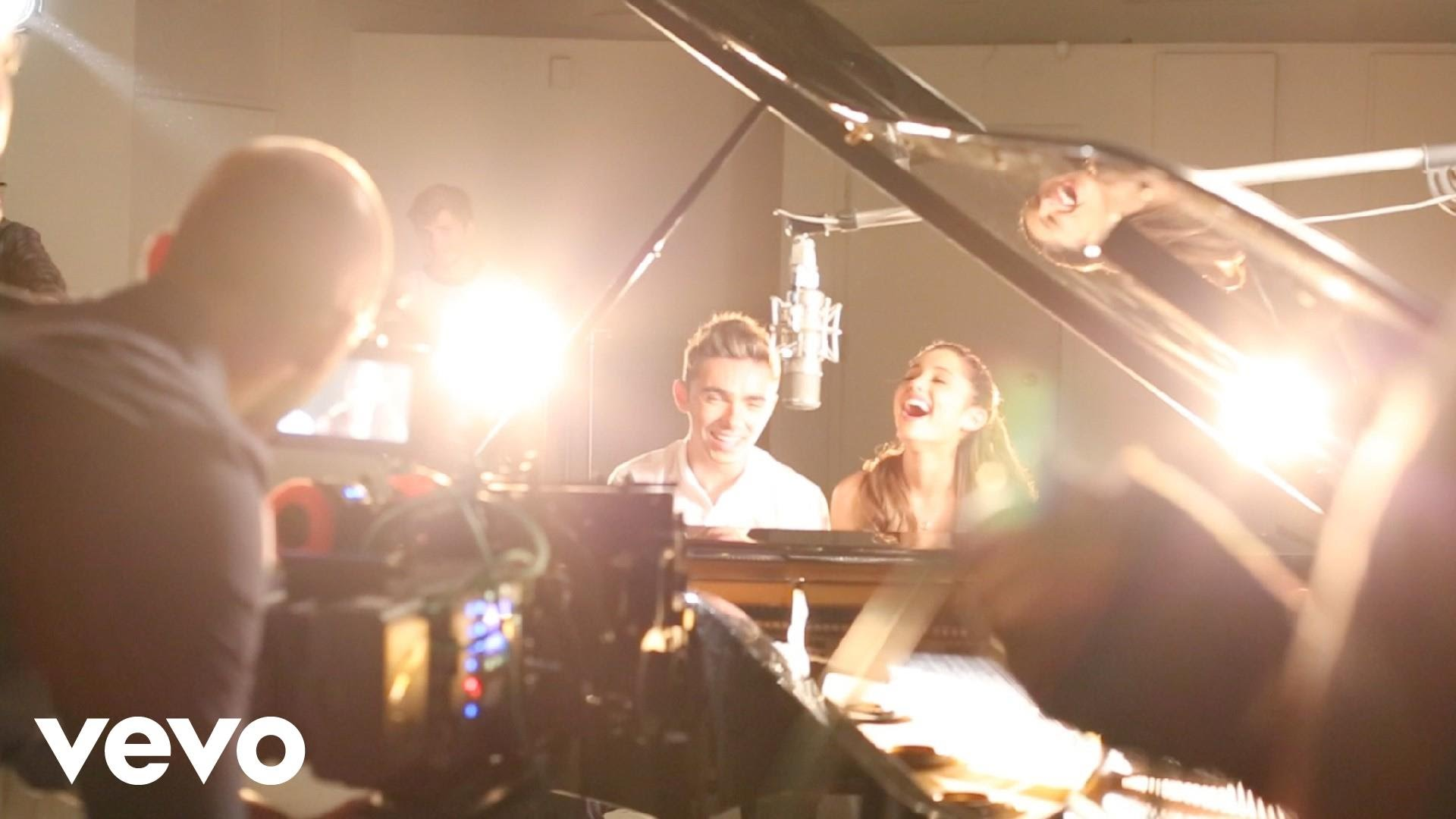 Ariana Grande – Almost Is Never Enough ft. Nathan Sykes