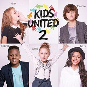 Télécharger l'album Kinds United 2 Tout le bonheur du monde