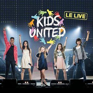 Télécharger l'album live des Kids United
