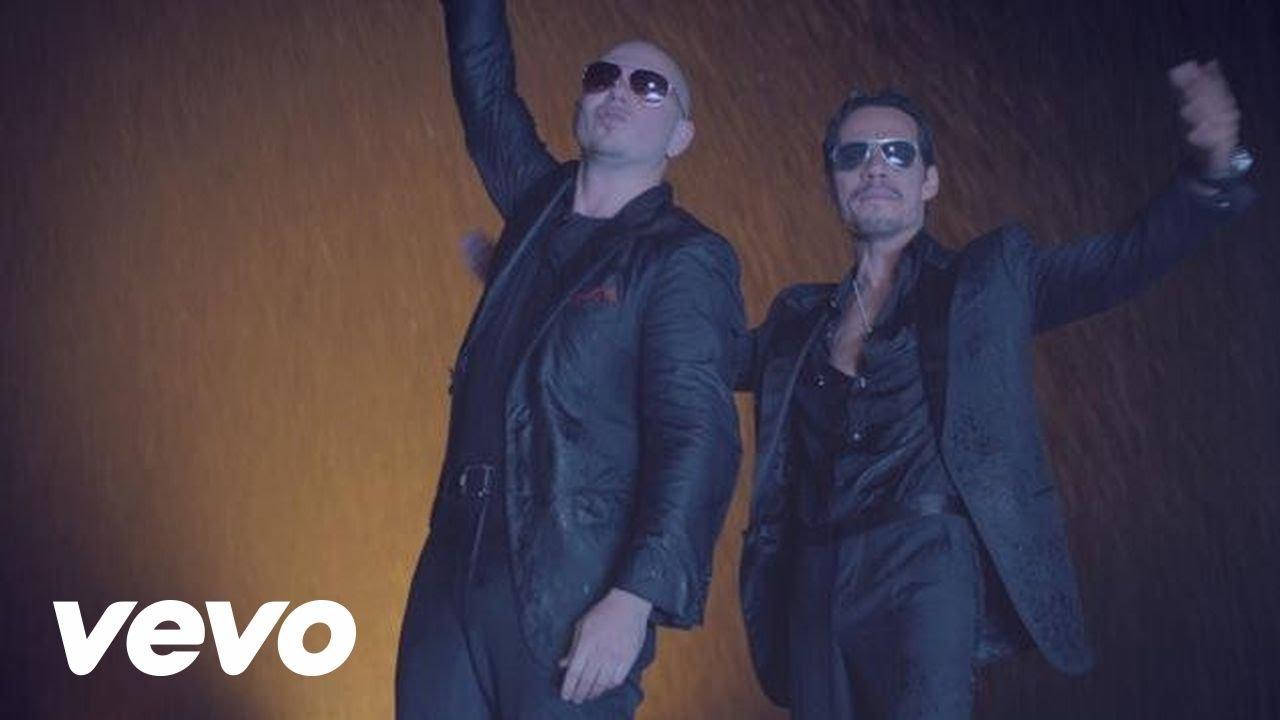 Pitbull – Rain Over Me ft. Marc Anthony
