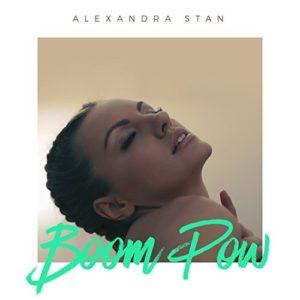 Télécharger le single Boom Pow d'Alexandra Stan