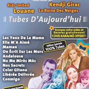 Acheter DVD Karaoké Mania Vol.09 ''Tubes d'Aujourd'hui''