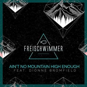 Télécharger le single Ain't No Mountain High Enough de Freischwimmer feat. Dionne Bromfield