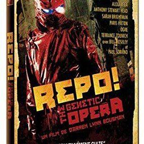 Acheter le DVD du film musical Repo ! The Genetic Opera [Édition Prestige] avec Paris Hilton