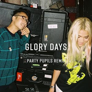 Télécharger le single Glory Days (feat. Hayley Kiyoko) [Party Pupils Remix] de Sweater Beats