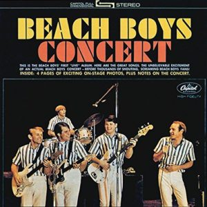 élécharger l'album Concert (2001 - Remaster) des Beach Boys